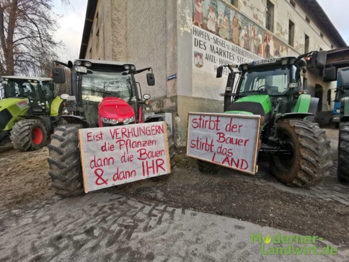 Demo Siegenburg 19.01.2020 265 1