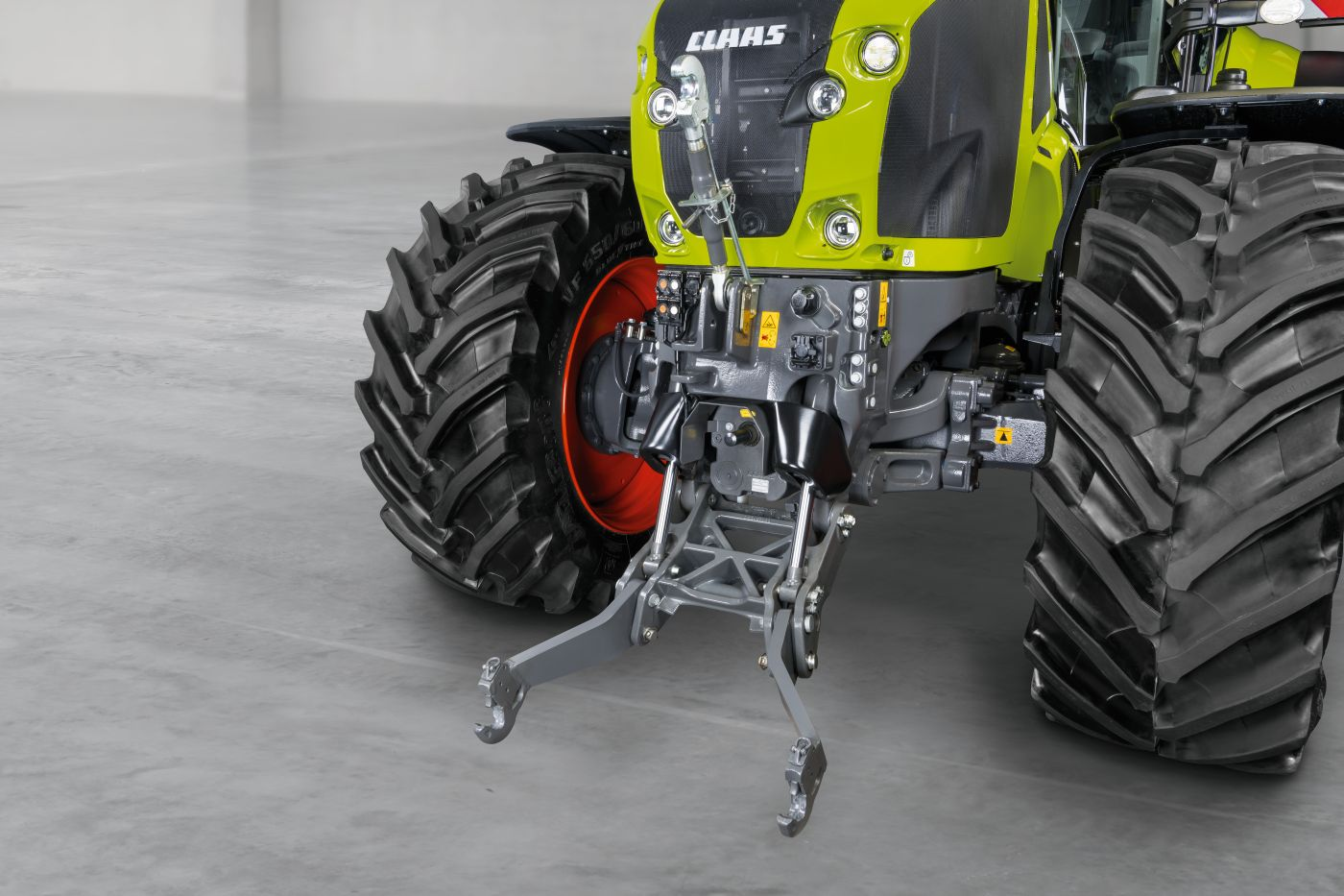 CLAAS AXION 900 Stage V 16