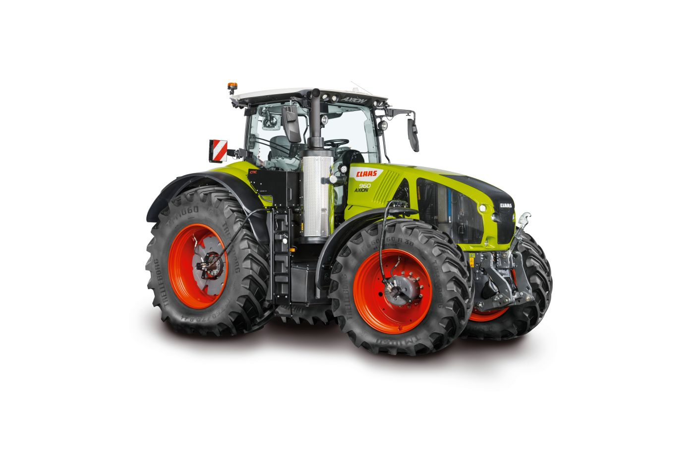 CLAAS AXION 900 Stage V 18