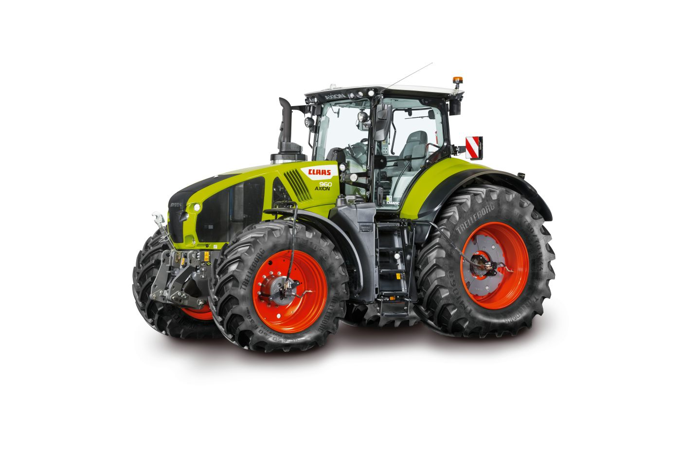 CLAAS AXION 900 Stage V 19