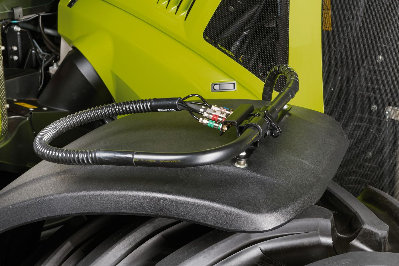 CLAAS AXION 900 Stage V 21