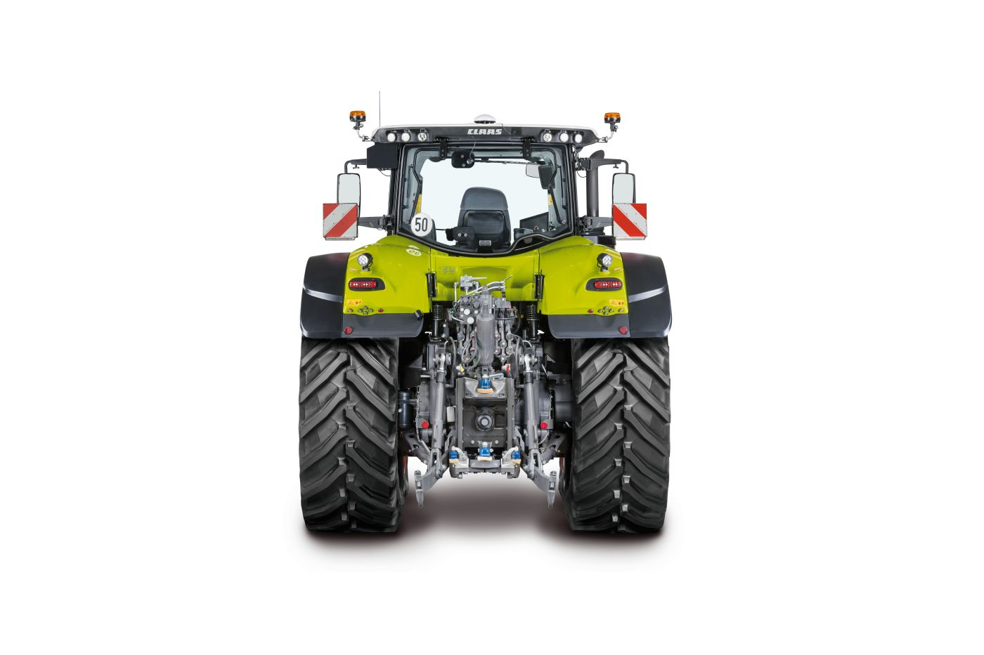 CLAAS AXION 900 Stage V 5