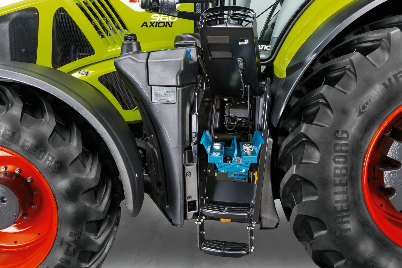 CLAAS AXION 900 Stage V 8