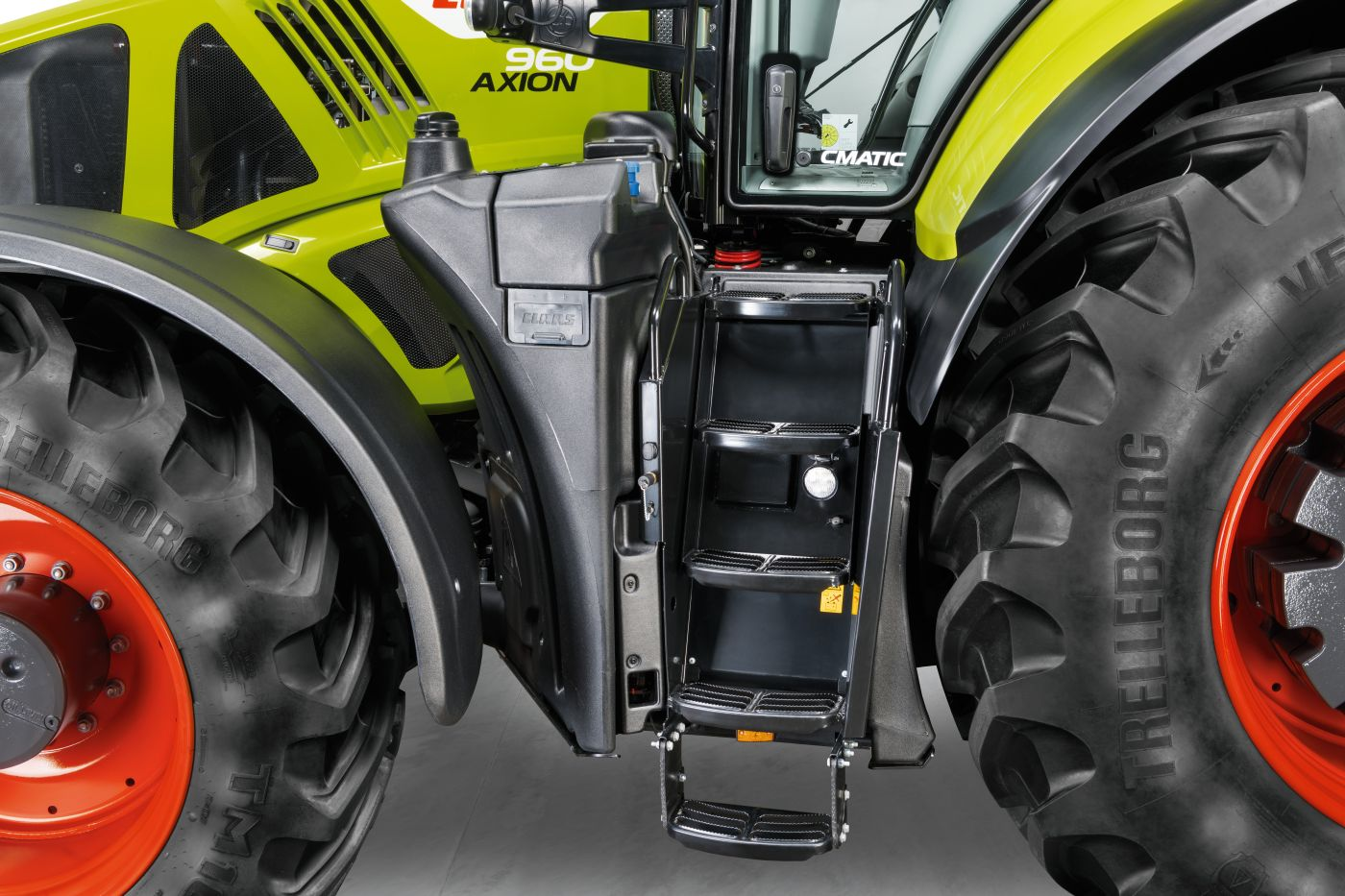 CLAAS AXION 900 Stage V 9