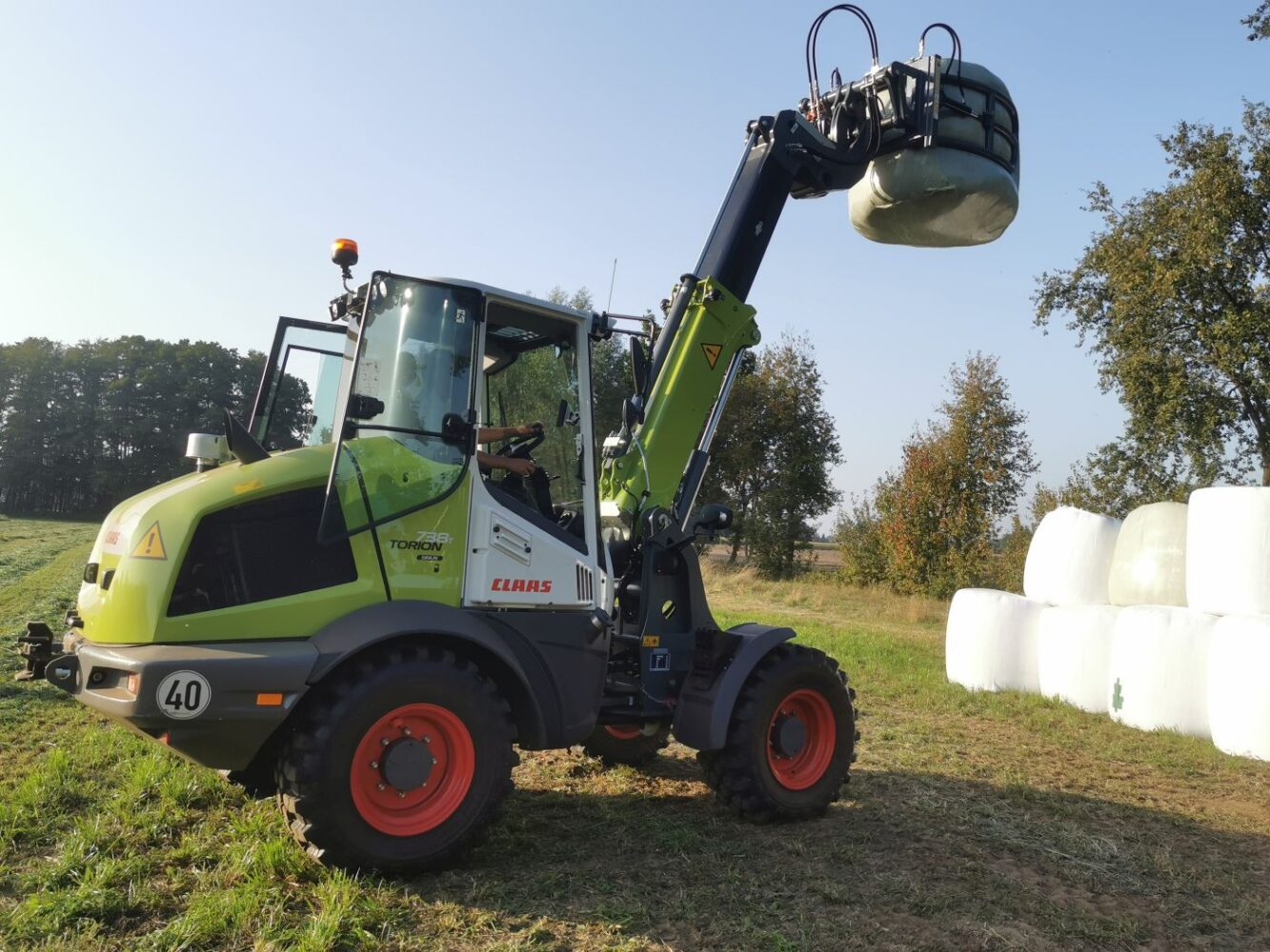 CLAAS Torion 2