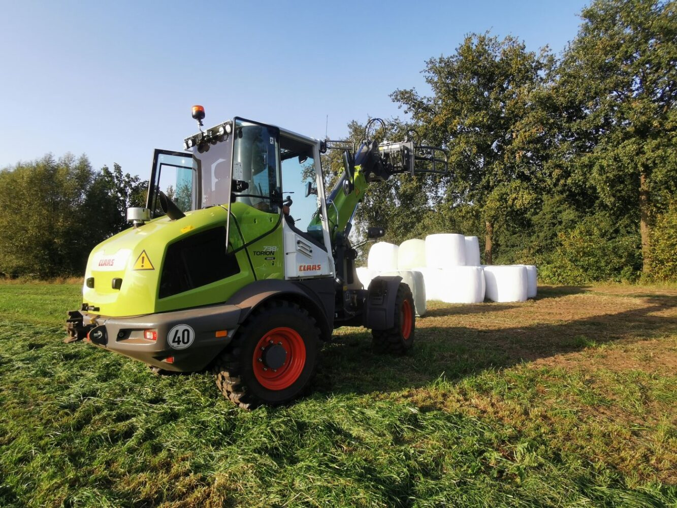 CLAAS Torion 3