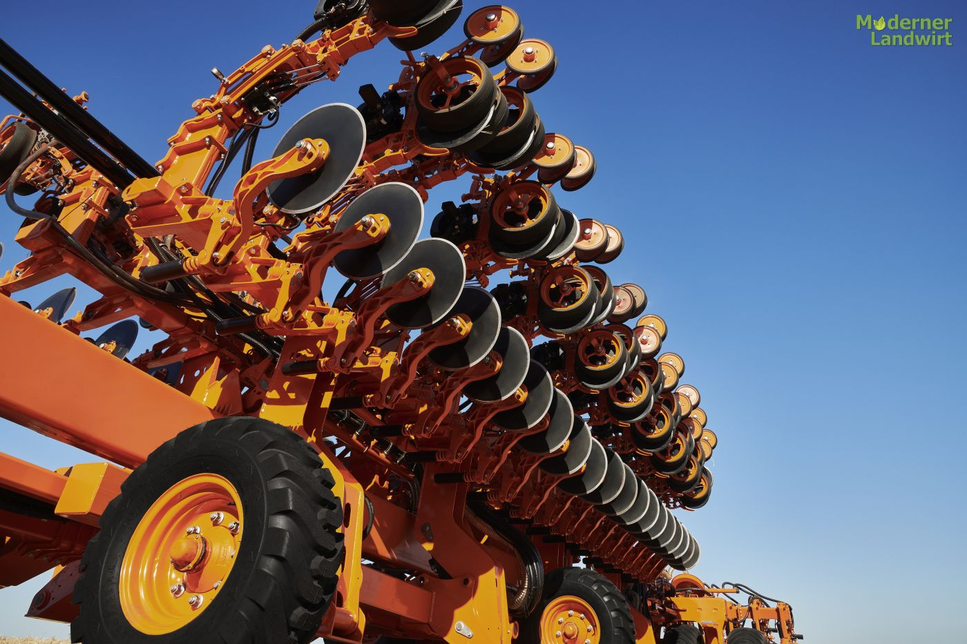 Uniport Planter 500 Seed Drill 2