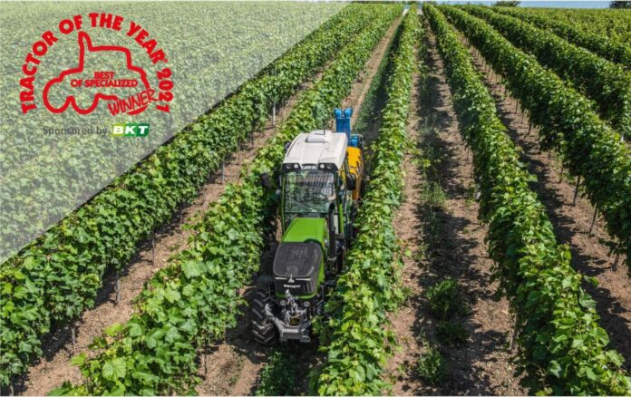 Fendt Tractor of the Year 13