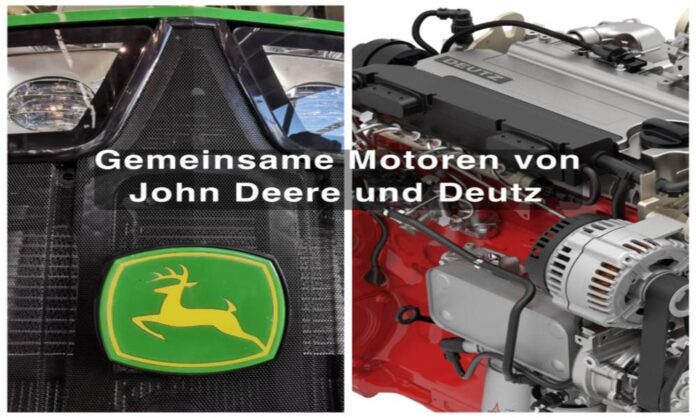 JohnDeere Deutz Motoren 1