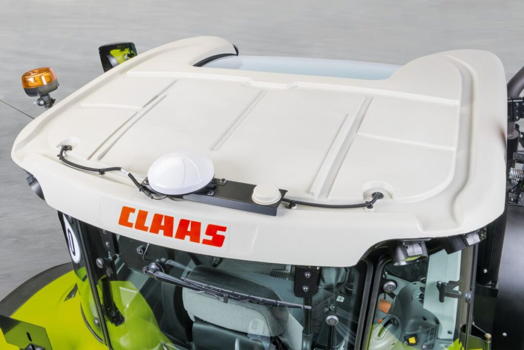 CLAAS ARION 400 37